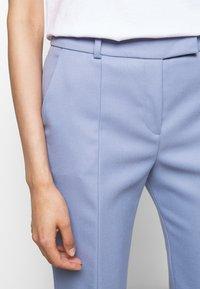 HUGO - HERLENE - Trousers - bright blue - 3