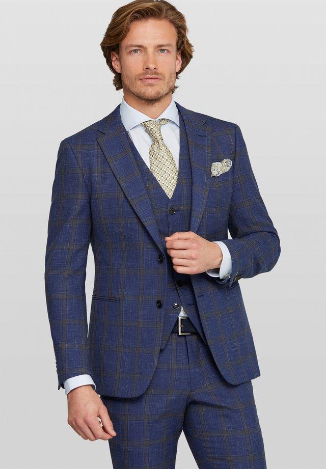 ZARED SPLIT - blazer - blue