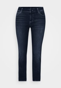 JPOSH LONG SANNA - Skinny džíny - dark blue denim