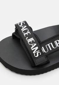 Versace Jeans Couture - Sandals - black - 5
