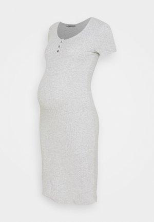 Jerseykjole - grey