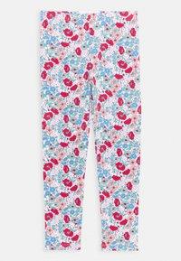 Cotton On - HUGGIE 2 PACK - Legíny - pink quartz red/frosty blue - 1