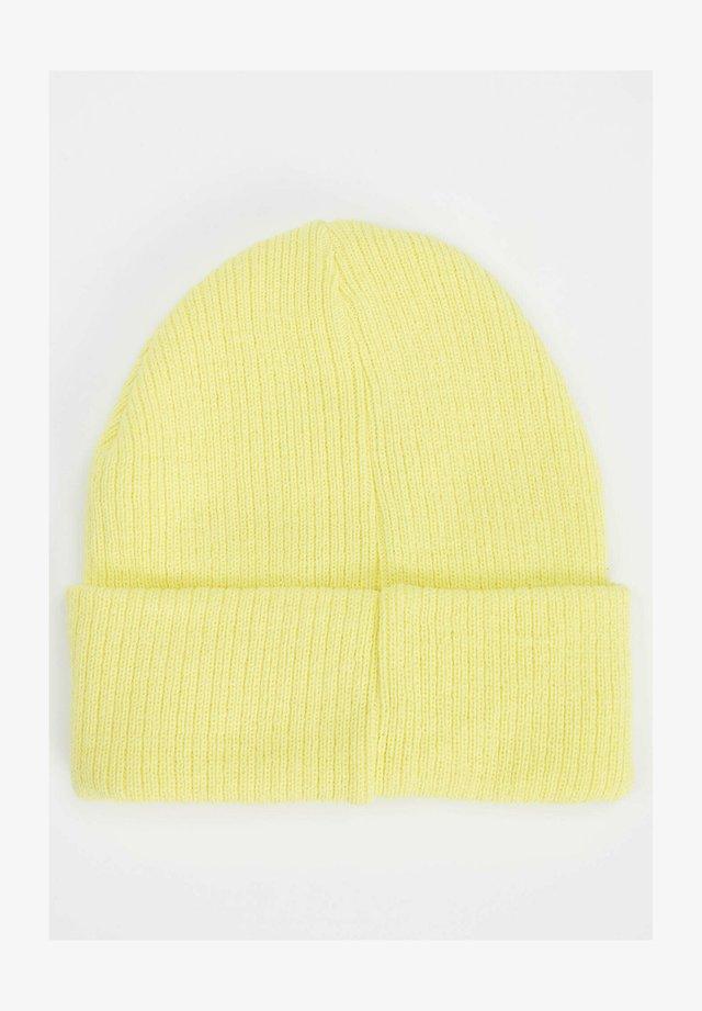 Huer - yellow