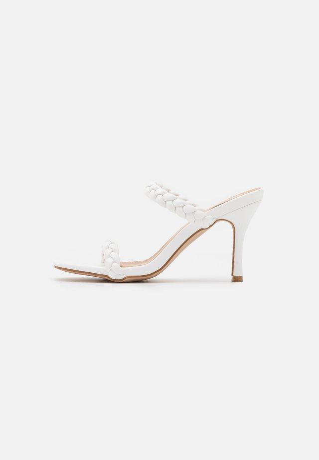 GILDA - Sandaler - white