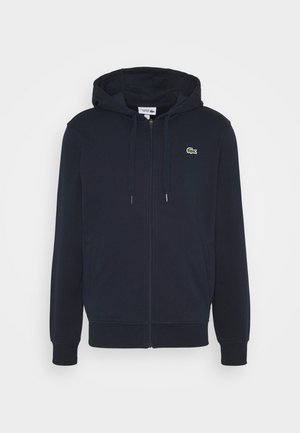 CLASSIC HOODIE - veste en sweat zippée - navy blue