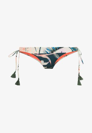 BASSWOOD GLIMMERTHIN SIDE CHEEKY - Bikini bottoms - multi