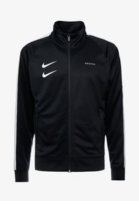 Nike Sportswear - Training jacket - black/white - 4