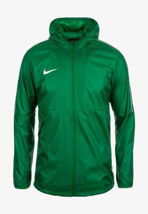 DRY PARK 18 - Waterproof jacket - green