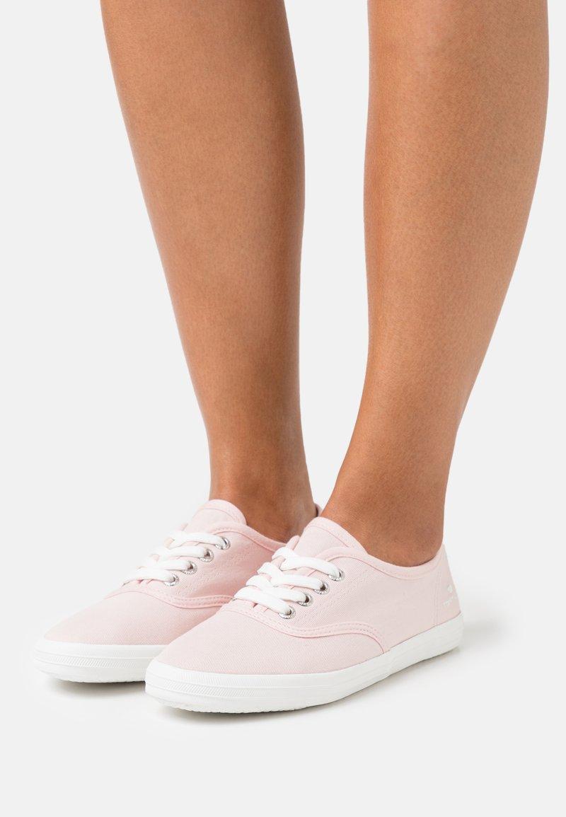 TOM TAILOR - Sneakers basse - bright rose