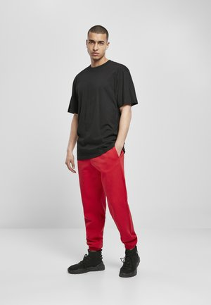 Tracksuit bottoms - city red