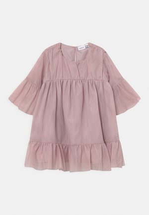 NKFOASA DRESS - Cocktail dress / Party dress - violet ice
