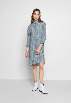 AALBERT - Denní šaty - nebel