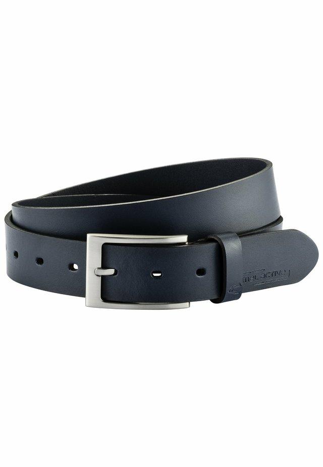 Belt business - blue