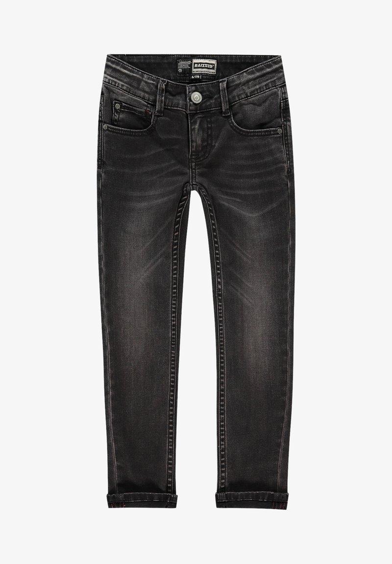 RAIZZED - Jeans Skinny Fit - black stone