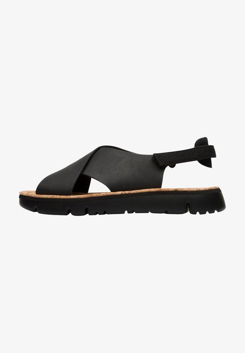 Camper - ORUGA - Sandalias - black