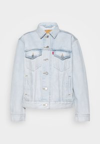 BOYFRIEND TRUCKER  - Denim jacket - serif