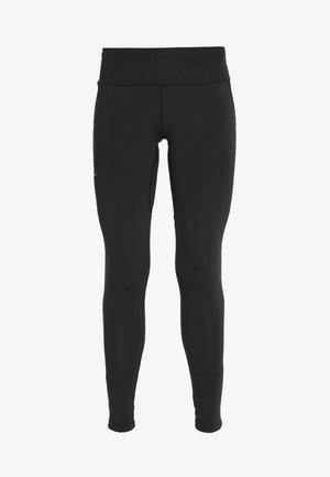 AGILE LONG - Legging - black
