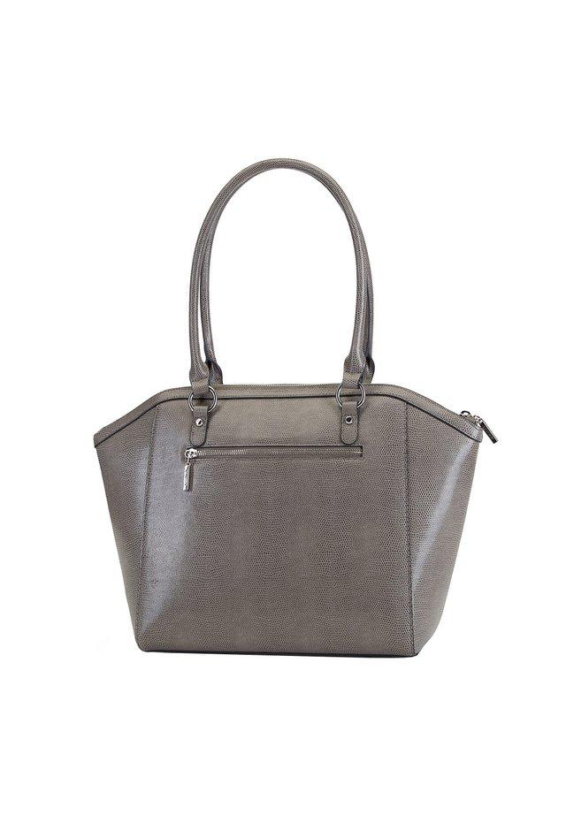 ELEGANCE - Handbag - grau