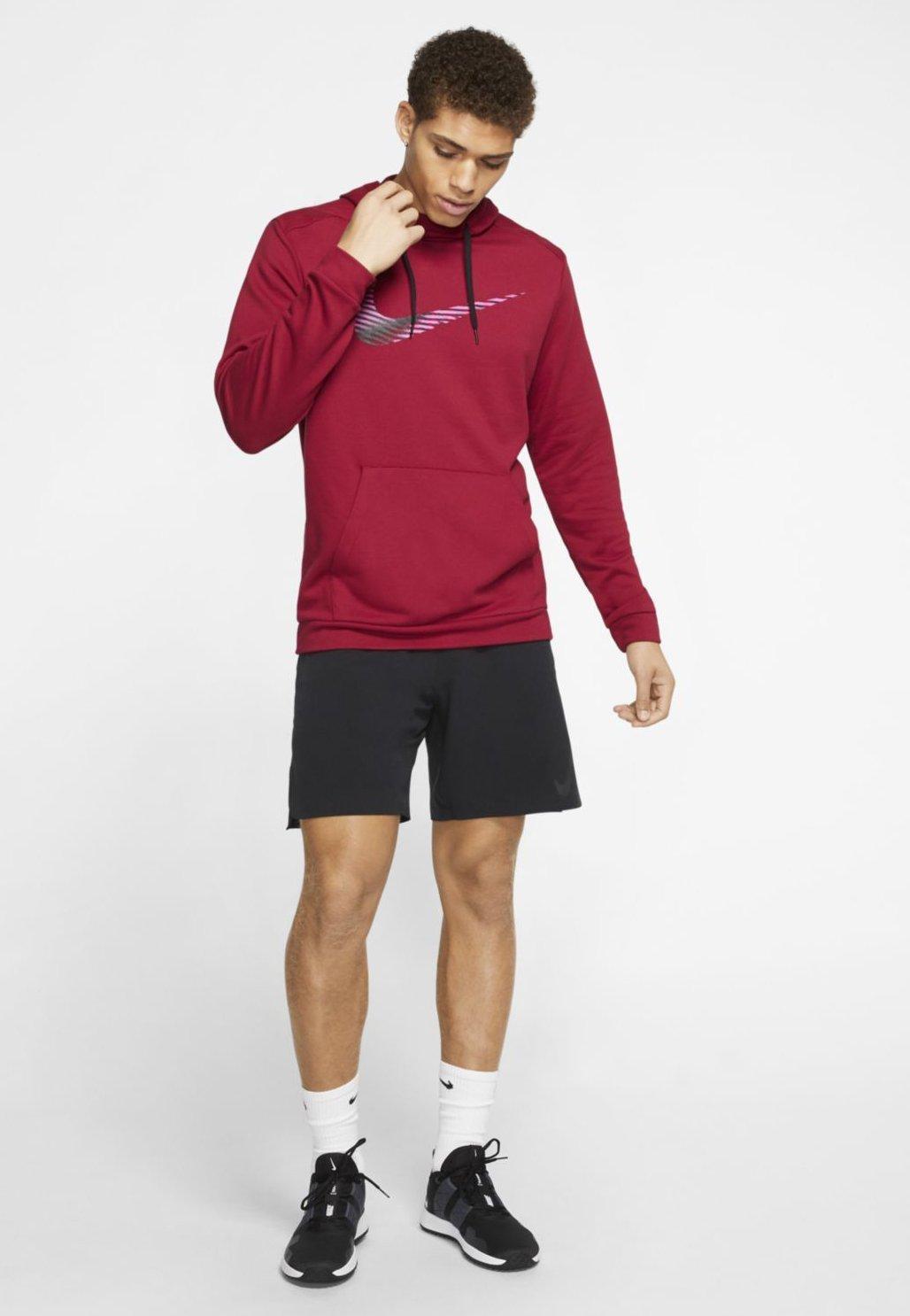 Nike Performance Sweat à capuche - noble red