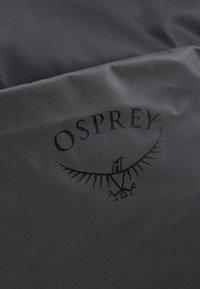 Osprey - TRANSPORTER ZIP - Rygsække - black - 6