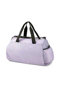 Puma - BARREL BAG - Sports bag - light lavender - 2