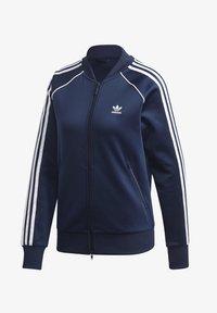 adidas Originals - PRIMEBLUE SST TRACK TOP - Training jacket - blue - 8