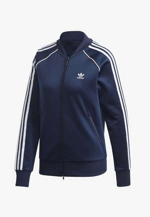 PRIMEBLUE SST TRACK TOP - Trainingsvest - blue
