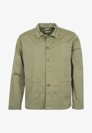 Summer jacket - dark green
