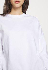 Even&Odd - BASIC - Crew Neck - Sweatshirt - white - 4
