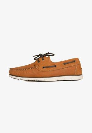 Bootschoenen - leder