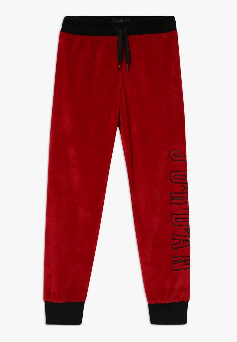 Jordan - AIR LEGACY PANT - Teplákové kalhoty - gym red