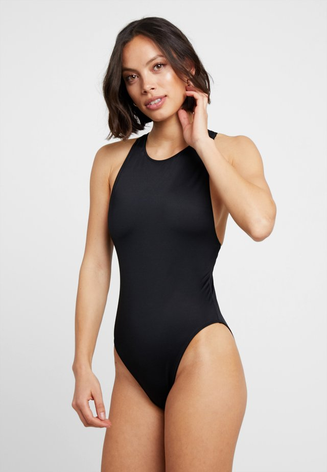ALLEGRA SWIMSUIT - Kostium kąpielowy - black