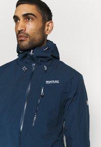 Regatta - BIRCHDALE - Hardshell jacket - dark denim - 3