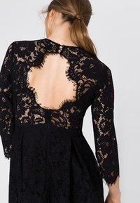 IVY & OAK - Cocktail dress / Party dress - black - 5