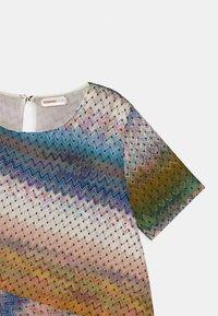 Missoni Kids - SVASATO MANICA CORTA - Jumper dress - multi-coloured - 2