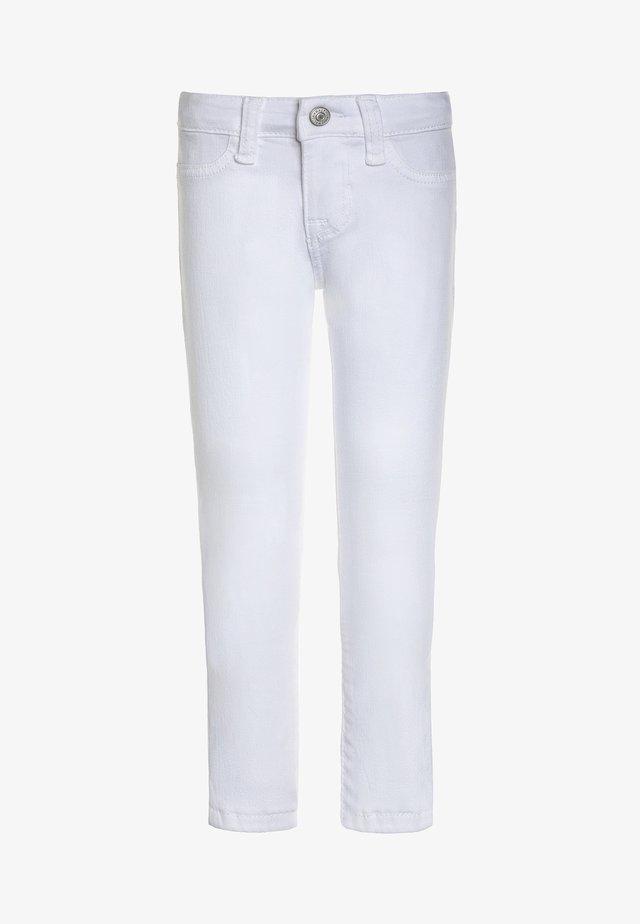 BOTTOMS - Jeans Skinny - white