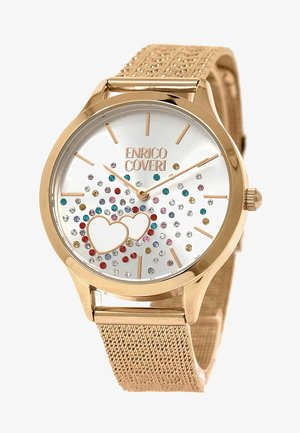 CRYSTAL - Horloge - rose gold