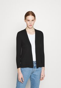 Cotton On - DANIELLE  - Cardigan - black - 0