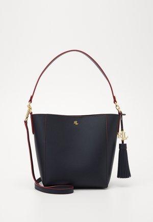 ADLEY SHOULDER SMALL - Handbag - navy