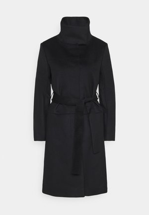 CORI - Classic coat - light ink