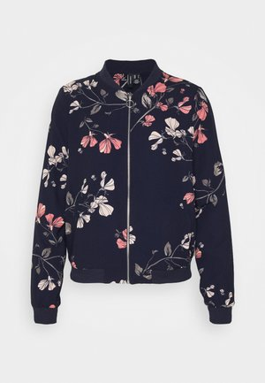 ANNIE BOMBER PETITE - Bomber Jacket - night sky/hallie