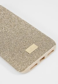 Swarovski - HIGH IPHONE X/XS  CASE - Obal na telefon - gold-coloured - 2