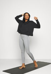 Nike Performance - Leggings - iron grey/black - 1