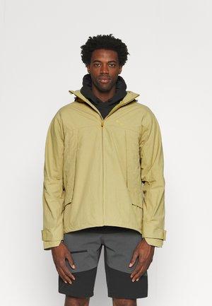 ANORAK UNISEX - Outdoor jacket - bark beige