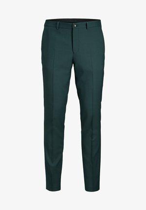 JPRSOLARIS  - Suit trousers - darkest spruce
