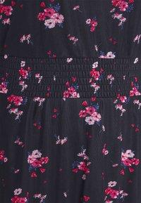 Even&Odd Tall - Denní šaty - black/multi-coloured - 5