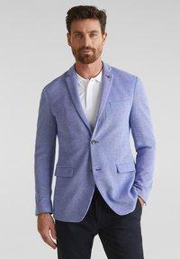 Esprit Collection - Blazer jacket - light blue - 0