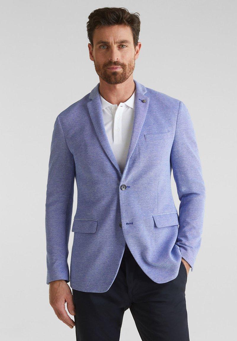 Esprit Collection - Blazer jacket - light blue