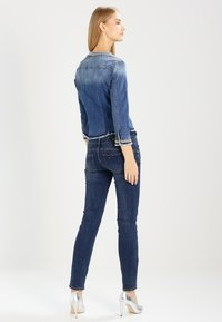 Liu Jo Jeans - KATE - Jeansjakke - denim blue stretch - 3