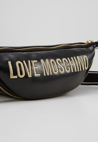 Love Moschino - Bum bag - black
